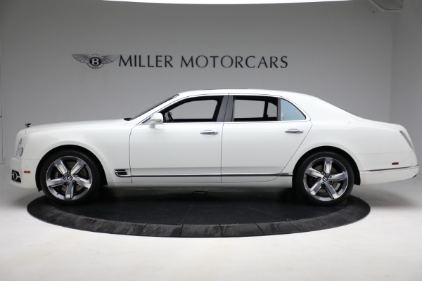 Used 2018 Bentley Mulsanne Speed for sale Sold at Pagani of Greenwich in Greenwich CT 06830 2