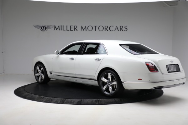 Used 2018 Bentley Mulsanne Speed for sale Sold at Pagani of Greenwich in Greenwich CT 06830 3