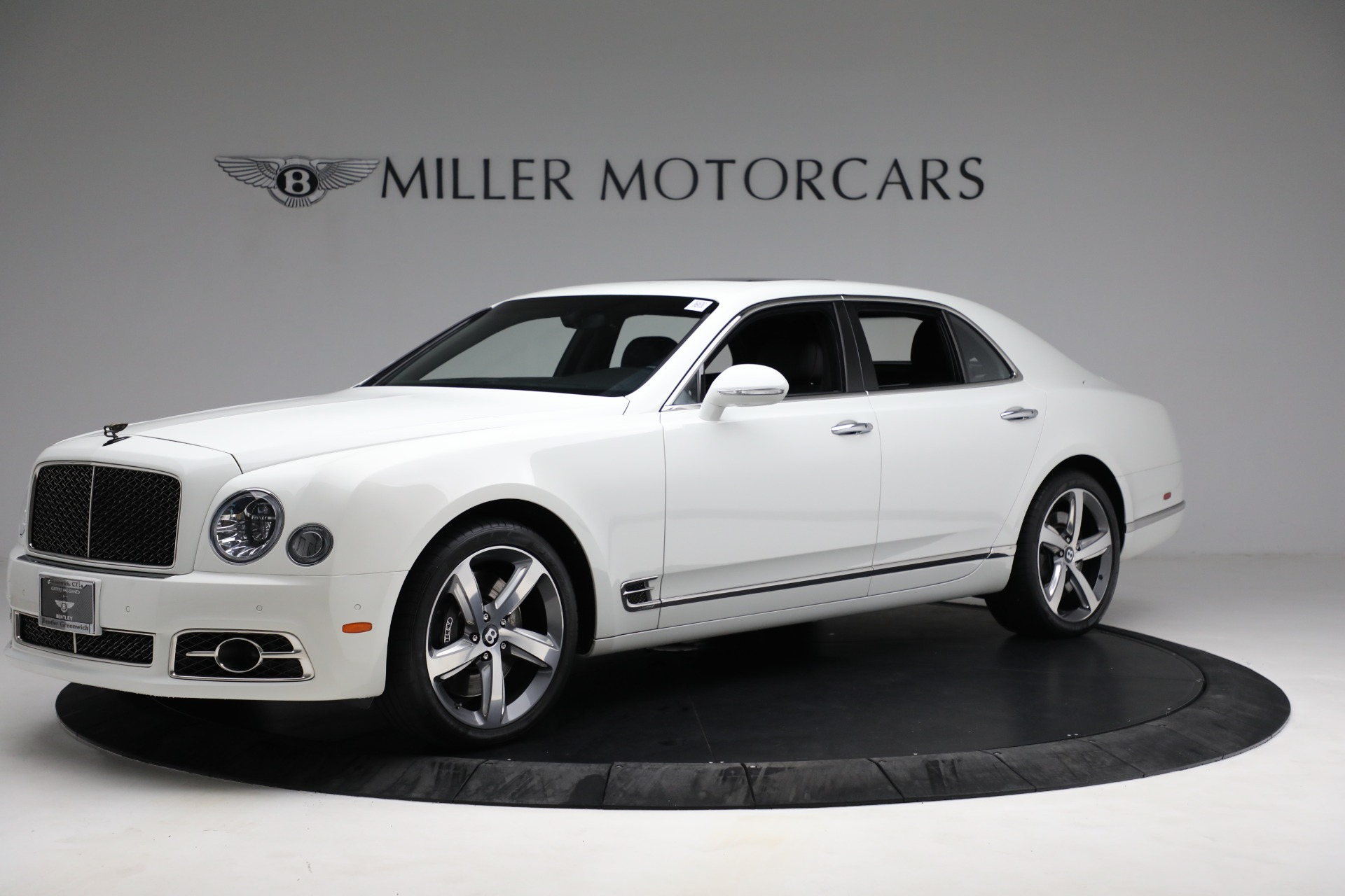 Used 2018 Bentley Mulsanne Speed for sale Sold at Pagani of Greenwich in Greenwich CT 06830 1