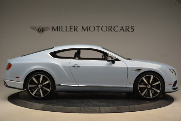 Used 2016 Bentley Continental GT V8 S for sale Sold at Pagani of Greenwich in Greenwich CT 06830 9