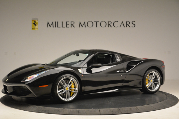 Used 2016 Ferrari 488 Spider for sale Sold at Pagani of Greenwich in Greenwich CT 06830 14