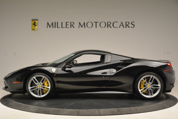 Used 2016 Ferrari 488 Spider for sale Sold at Pagani of Greenwich in Greenwich CT 06830 15