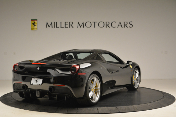Used 2016 Ferrari 488 Spider for sale Sold at Pagani of Greenwich in Greenwich CT 06830 19