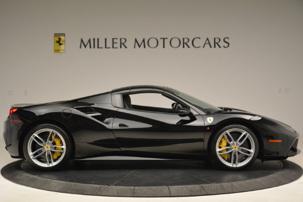 Used 2016 Ferrari 488 Spider for sale Sold at Pagani of Greenwich in Greenwich CT 06830 21