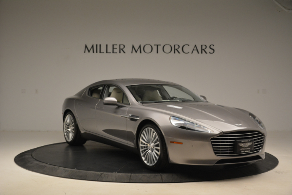 Used 2014 Aston Martin Rapide S for sale Sold at Pagani of Greenwich in Greenwich CT 06830 11