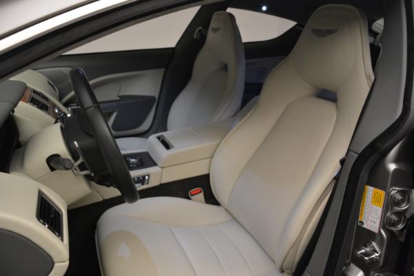 Used 2014 Aston Martin Rapide S for sale Sold at Pagani of Greenwich in Greenwich CT 06830 15