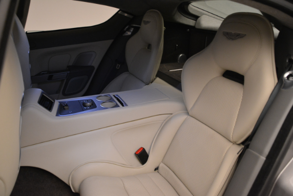 Used 2014 Aston Martin Rapide S for sale Sold at Pagani of Greenwich in Greenwich CT 06830 19