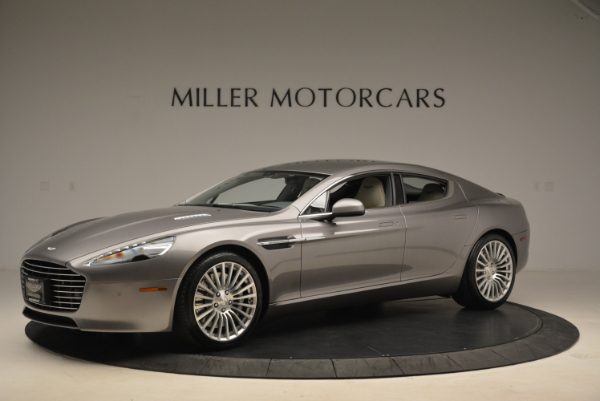 Used 2014 Aston Martin Rapide S for sale Sold at Pagani of Greenwich in Greenwich CT 06830 2