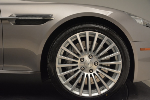 Used 2014 Aston Martin Rapide S for sale Sold at Pagani of Greenwich in Greenwich CT 06830 24
