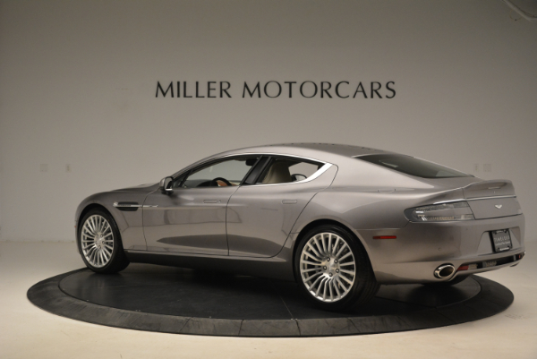 Used 2014 Aston Martin Rapide S for sale Sold at Pagani of Greenwich in Greenwich CT 06830 4