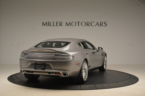 Used 2014 Aston Martin Rapide S for sale Sold at Pagani of Greenwich in Greenwich CT 06830 7