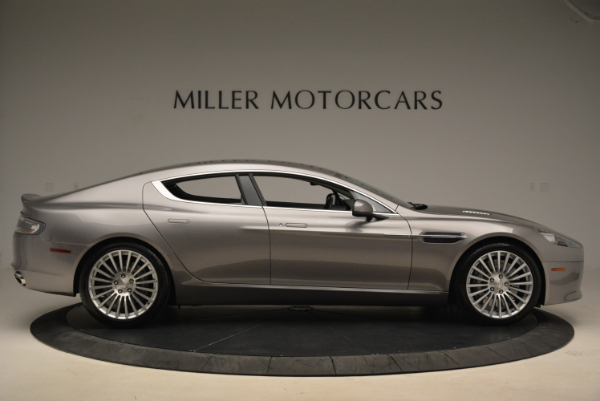 Used 2014 Aston Martin Rapide S for sale Sold at Pagani of Greenwich in Greenwich CT 06830 9