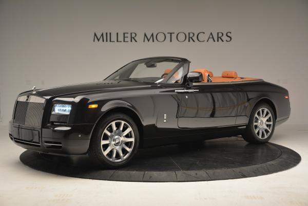 New 2016 Rolls-Royce Phantom Drophead Coupe Bespoke for sale Sold at Pagani of Greenwich in Greenwich CT 06830 2