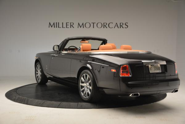 New 2016 Rolls-Royce Phantom Drophead Coupe Bespoke for sale Sold at Pagani of Greenwich in Greenwich CT 06830 5