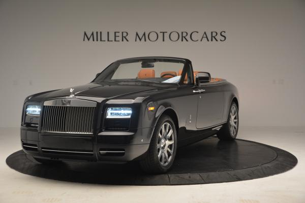 New 2016 Rolls-Royce Phantom Drophead Coupe Bespoke for sale Sold at Pagani of Greenwich in Greenwich CT 06830 1
