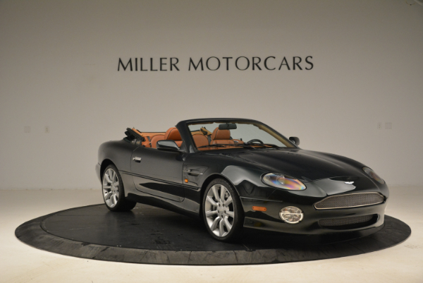 Used 2003 Aston Martin DB7 Vantage Volante for sale Sold at Pagani of Greenwich in Greenwich CT 06830 11