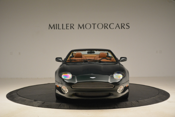 Used 2003 Aston Martin DB7 Vantage Volante for sale Sold at Pagani of Greenwich in Greenwich CT 06830 12