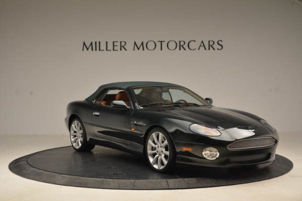 Used 2003 Aston Martin DB7 Vantage Volante for sale Sold at Pagani of Greenwich in Greenwich CT 06830 13