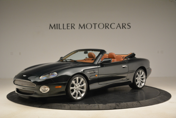 Used 2003 Aston Martin DB7 Vantage Volante for sale Sold at Pagani of Greenwich in Greenwich CT 06830 2