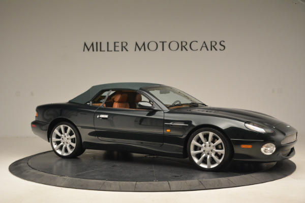Used 2003 Aston Martin DB7 Vantage Volante for sale Sold at Pagani of Greenwich in Greenwich CT 06830 22