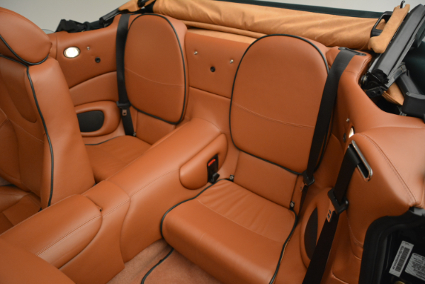 Used 2003 Aston Martin DB7 Vantage Volante for sale Sold at Pagani of Greenwich in Greenwich CT 06830 27