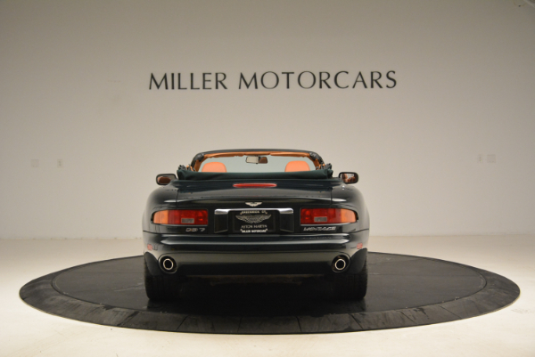 Used 2003 Aston Martin DB7 Vantage Volante for sale Sold at Pagani of Greenwich in Greenwich CT 06830 6