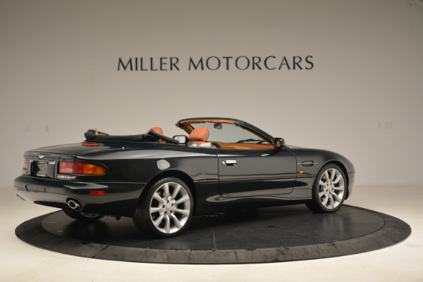 Used 2003 Aston Martin DB7 Vantage Volante for sale Sold at Pagani of Greenwich in Greenwich CT 06830 8