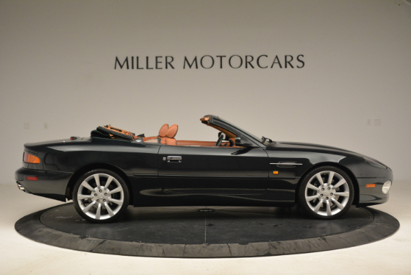 Used 2003 Aston Martin DB7 Vantage Volante for sale Sold at Pagani of Greenwich in Greenwich CT 06830 9