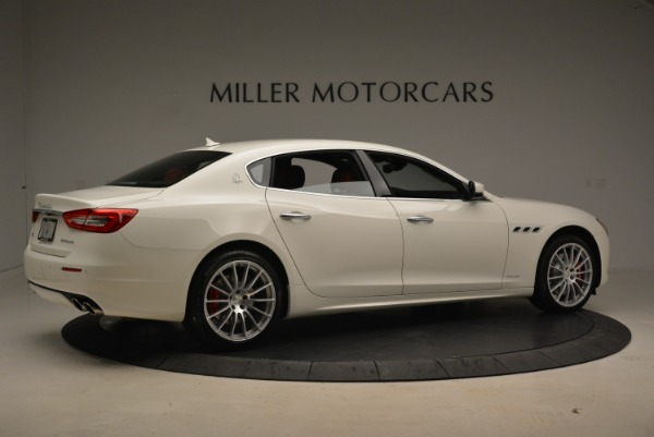 New 2018 Maserati Quattroporte S Q4 GranLusso for sale Sold at Pagani of Greenwich in Greenwich CT 06830 11