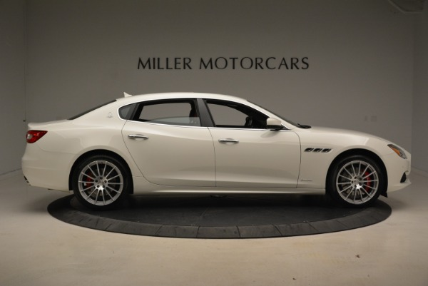 New 2018 Maserati Quattroporte S Q4 GranLusso for sale Sold at Pagani of Greenwich in Greenwich CT 06830 12