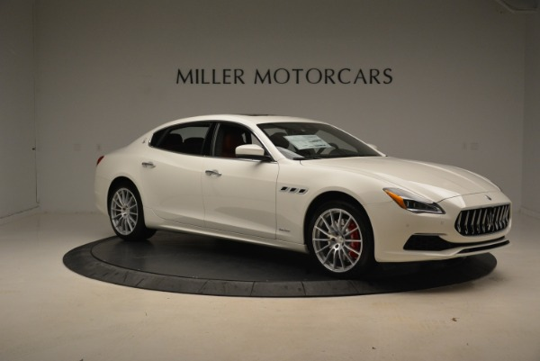 New 2018 Maserati Quattroporte S Q4 GranLusso for sale Sold at Pagani of Greenwich in Greenwich CT 06830 14