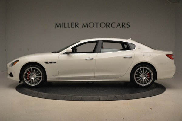 New 2018 Maserati Quattroporte S Q4 GranLusso for sale Sold at Pagani of Greenwich in Greenwich CT 06830 4