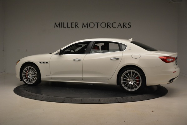 New 2018 Maserati Quattroporte S Q4 GranLusso for sale Sold at Pagani of Greenwich in Greenwich CT 06830 5
