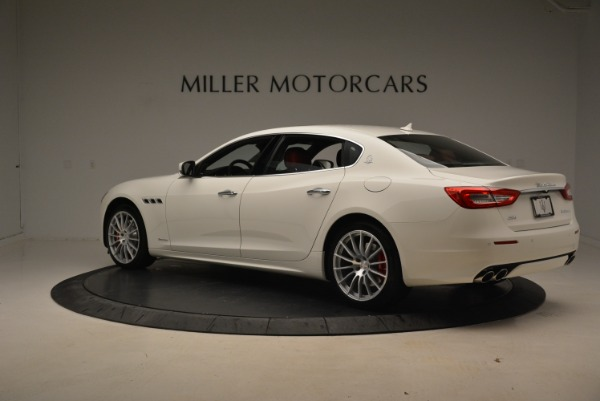 New 2018 Maserati Quattroporte S Q4 GranLusso for sale Sold at Pagani of Greenwich in Greenwich CT 06830 6