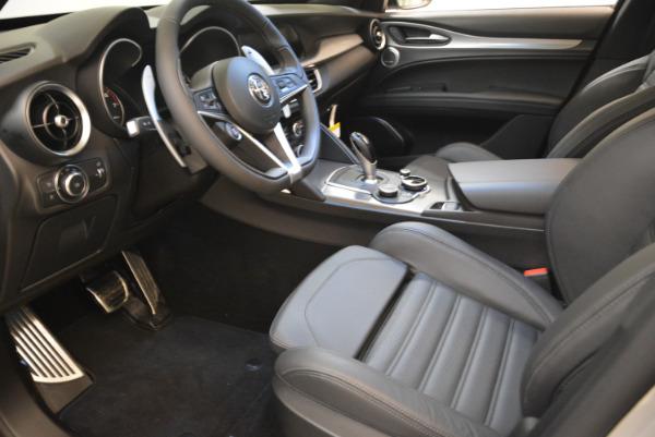 New 2018 Alfa Romeo Stelvio Ti Sport Q4 for sale Sold at Pagani of Greenwich in Greenwich CT 06830 13