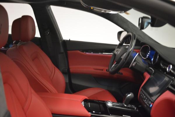 New 2018 Maserati Quattroporte S Q4 GranLusso for sale Sold at Pagani of Greenwich in Greenwich CT 06830 24