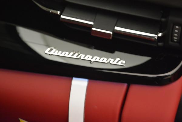 New 2018 Maserati Quattroporte S Q4 GranLusso for sale Sold at Pagani of Greenwich in Greenwich CT 06830 26