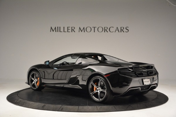 Used 2015 McLaren 650S Spider for sale Sold at Pagani of Greenwich in Greenwich CT 06830 16