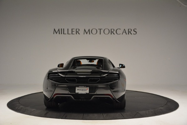 Used 2015 McLaren 650S Spider for sale Sold at Pagani of Greenwich in Greenwich CT 06830 17