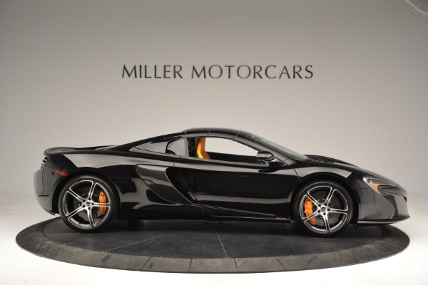 Used 2015 McLaren 650S Spider for sale Sold at Pagani of Greenwich in Greenwich CT 06830 19