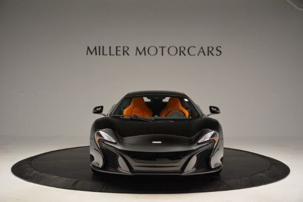 Used 2015 McLaren 650S Spider for sale Sold at Pagani of Greenwich in Greenwich CT 06830 21