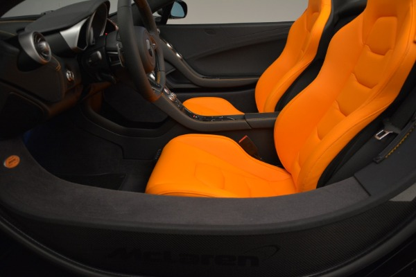 Used 2015 McLaren 650S Spider for sale Sold at Pagani of Greenwich in Greenwich CT 06830 24