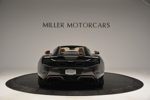 Used 2015 McLaren 650S Spider for sale Sold at Pagani of Greenwich in Greenwich CT 06830 6