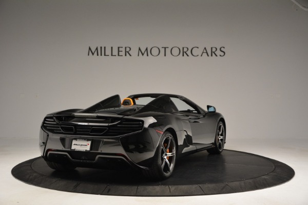 Used 2015 McLaren 650S Spider for sale Sold at Pagani of Greenwich in Greenwich CT 06830 7