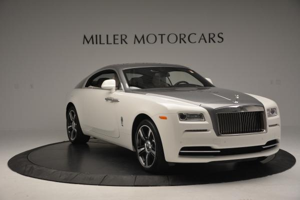 Used 2016 Rolls-Royce Wraith for sale Sold at Pagani of Greenwich in Greenwich CT 06830 11