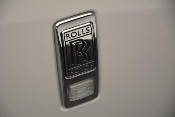 Used 2016 Rolls-Royce Wraith for sale Sold at Pagani of Greenwich in Greenwich CT 06830 13