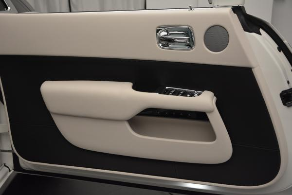 Used 2016 Rolls-Royce Wraith for sale Sold at Pagani of Greenwich in Greenwich CT 06830 15