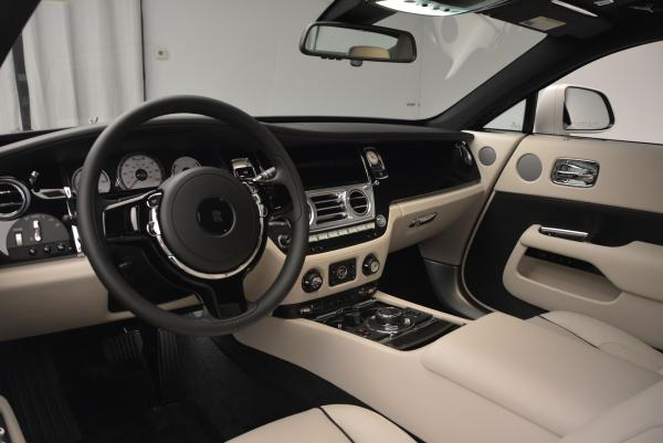 Used 2016 Rolls-Royce Wraith for sale Sold at Pagani of Greenwich in Greenwich CT 06830 18