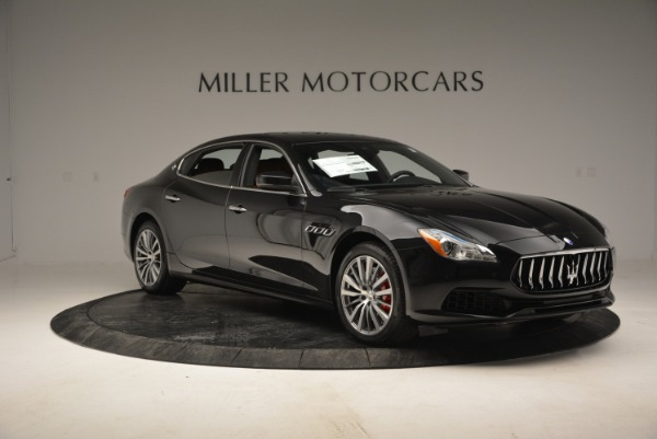 New 2018 Maserati Quattroporte S Q4 for sale Sold at Pagani of Greenwich in Greenwich CT 06830 11