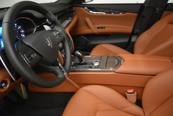 New 2018 Maserati Quattroporte S Q4 for sale Sold at Pagani of Greenwich in Greenwich CT 06830 14